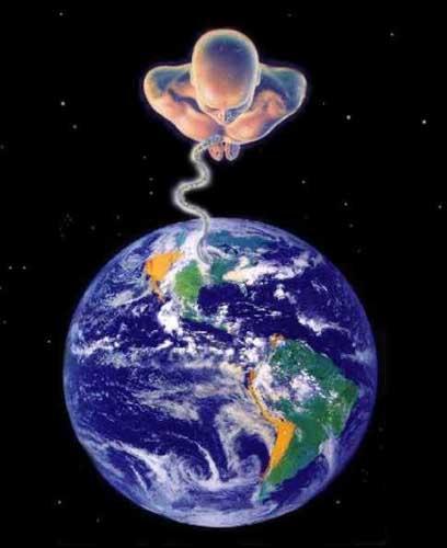 El Desdoblamiento como Fenómeno Holográfico