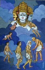 Astrología de la Reencarnación
