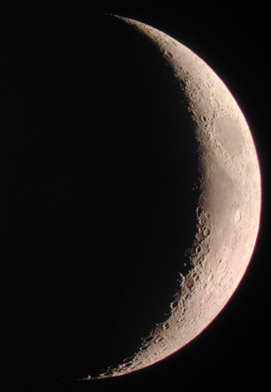 No confundas con la Luna