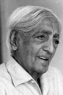 """Cartas de J. Krishnamurti a una amiga:  """"Afortunado el Hombre que nada es"""" Parte (2)"""