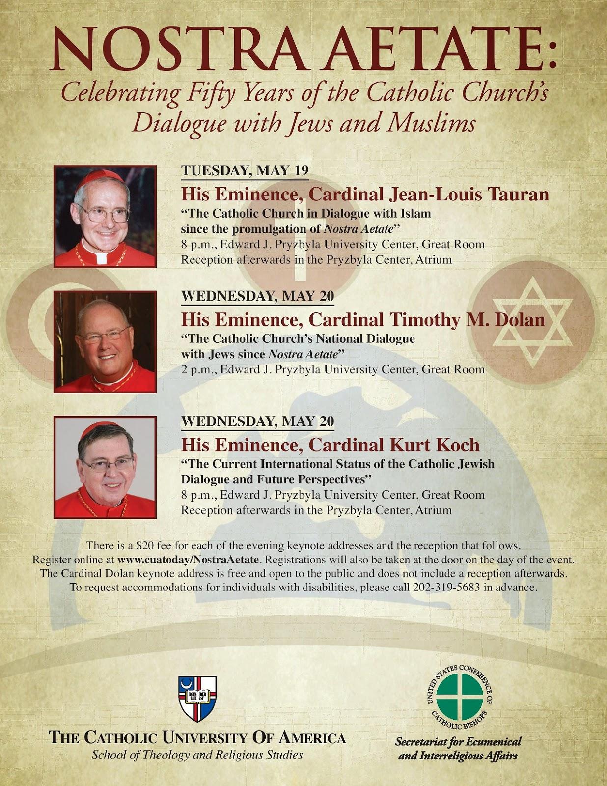 Declaración  sobre  las relaciones de la Iglesia con  las religiones  no cristianas