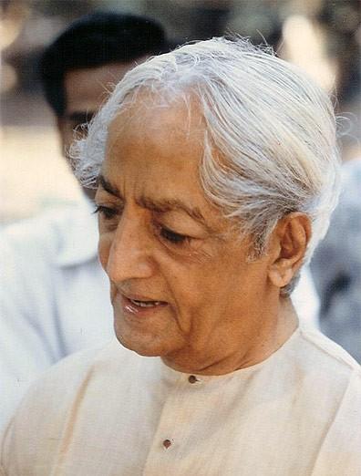 Krishnamurti, su vida, su enseñanza.